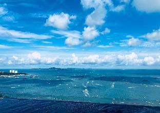 [パタヤ中心地]アパートメント(35m2)| 1ベッドルーム/1バスルーム A4  dazzling beach view in the center of Pattaya