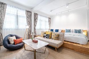 [トンブリー]アパートメント(40m2)| 1ベッドルーム/1バスルーム 3B*BTS 350 m.*ICONSIAM*Grand Palace*ASIATIQUE