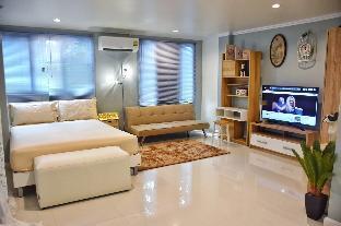 [トンブリー]スタジオ アパートメント(28 m2)/1バスルーム S&H Superior room #1