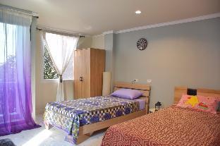 [トンブリー]スタジオ アパートメント(23 m2)/1バスルーム S&H twin Superior room