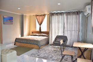 [トンブリー]スタジオ アパートメント(23 m2)/1バスルーム S&H Deluxe room #5