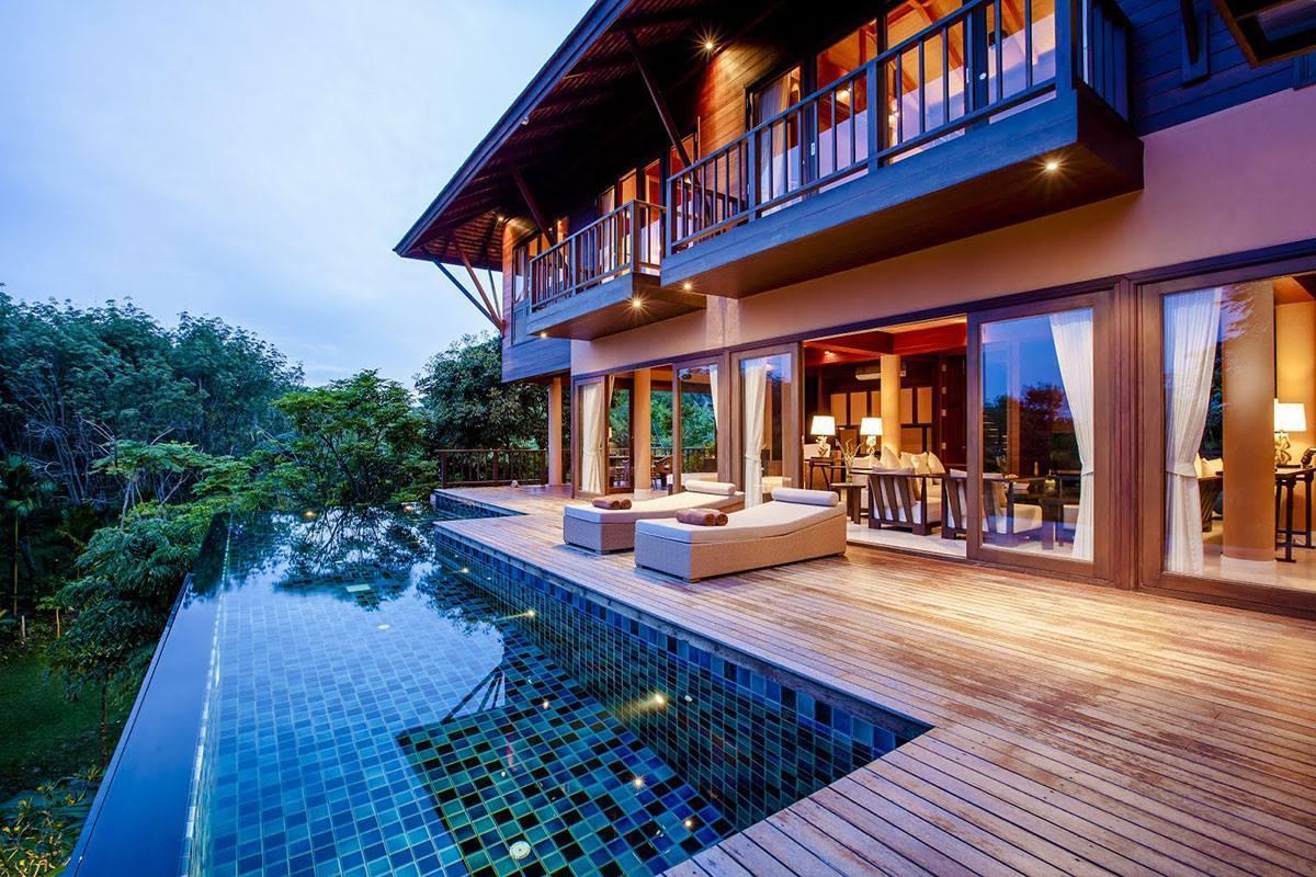 Luxury 3 bed Private Pool Villa with Sea View วิลลา 3 ห้องนอน 3 ห้องน้ำส่วนตัว ขนาด 475 ตร.ม. – เกาะยาวน้อย