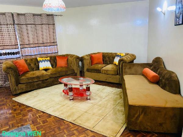 Elegance furnished and serviced apartment  Nairobi