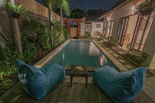 Spacious and cozy 2 bdr villa with pool and garden