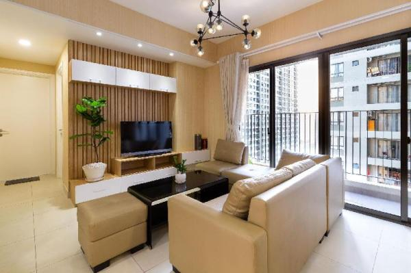 Luxury  2BR *FREE Pool*10min to Central Park Ho Chi Minh City