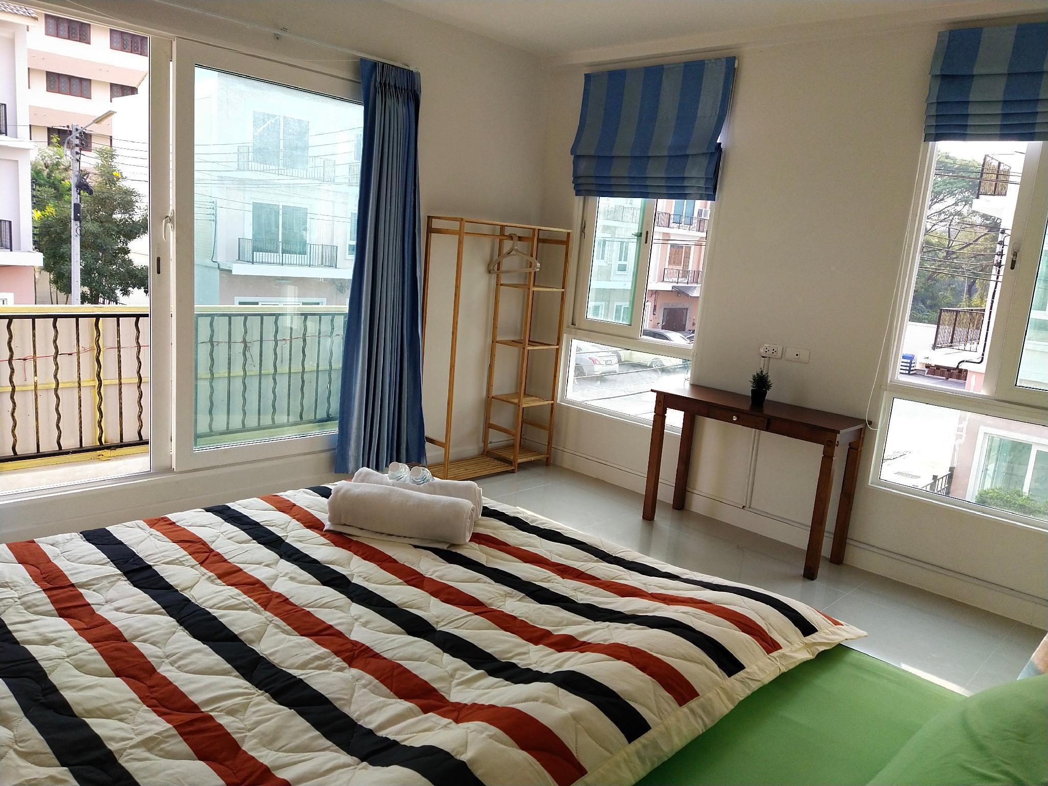 Cozy bedroom in Chiang Mai city อพาร์ตเมนต์ 1 ห้องนอน 1 ห้องน้ำส่วนตัว ขนาด 35 ตร.ม. – สันทราย
