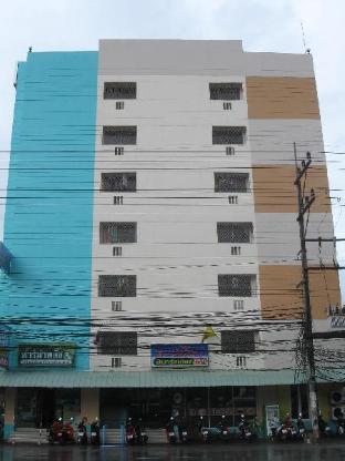 Duangtida Apartment อพาร์ตเมนต์ 1 ห้องนอน 1 ห้องน้ำส่วนตัว ขนาด 25 ตร.ม. – เมืองสงขลา