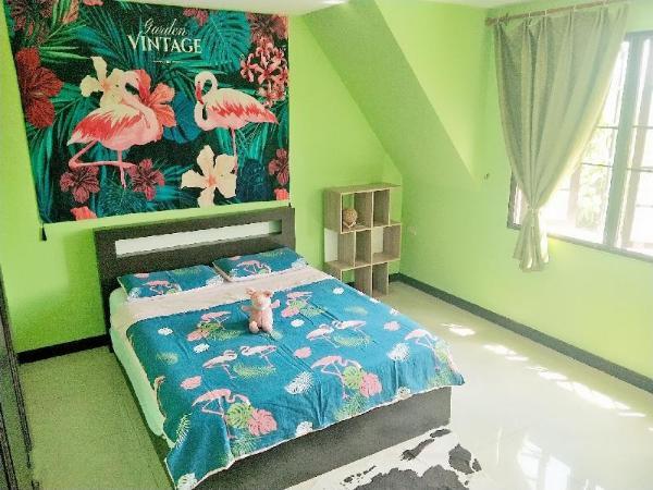 Garden Villa  room 4 Maya/Ningman Road/Independent Chiang Mai