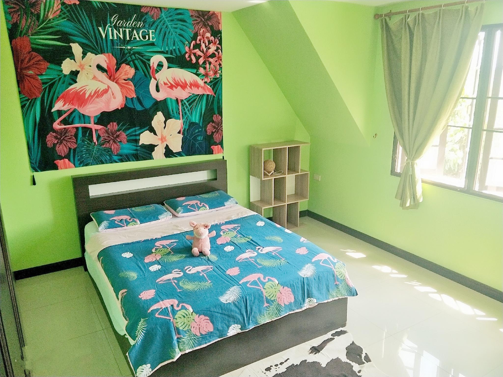 Garden Villa  room 4 Maya/Ningman Road/Independent วิลลา 1 ห้องนอน 1 ห้องน้ำส่วนตัว ขนาด 20 ตร.ม. – ห้วยแก้ว