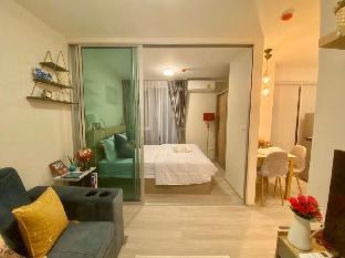 [バンカピ]アパートメント(23m2)| 1ベッドルーム/1バスルーム Cozy Halal Bangkok