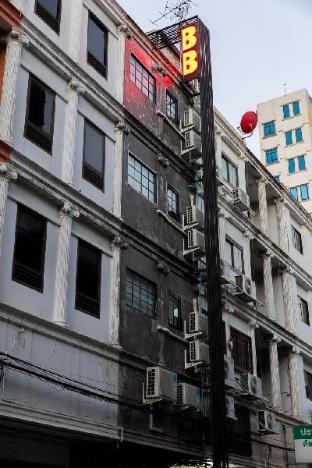[チャトチャック]アパートメント(24m2)| 1ベッドルーム/1バスルーム BB wong sawang Room 4