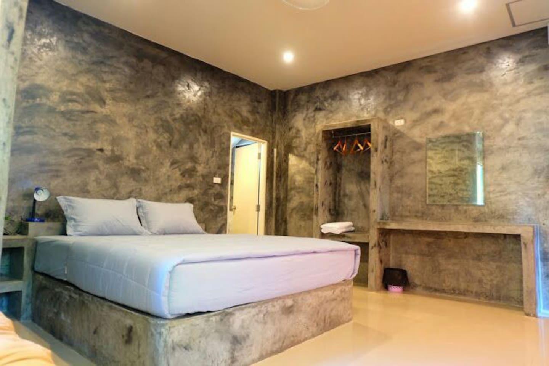 Khaoraaterrace 2 บังกะโล 4 ห้องนอน 4 ห้องน้ำส่วนตัว ขนาด 20 ตร.ม. – บ้านมะเดื่อหวาน
