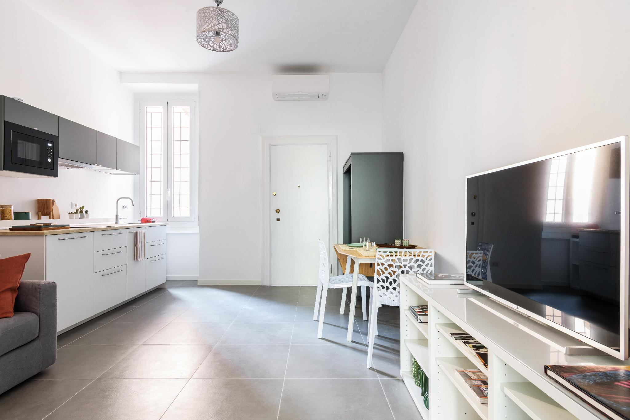 Anfossi Master Guest apartment