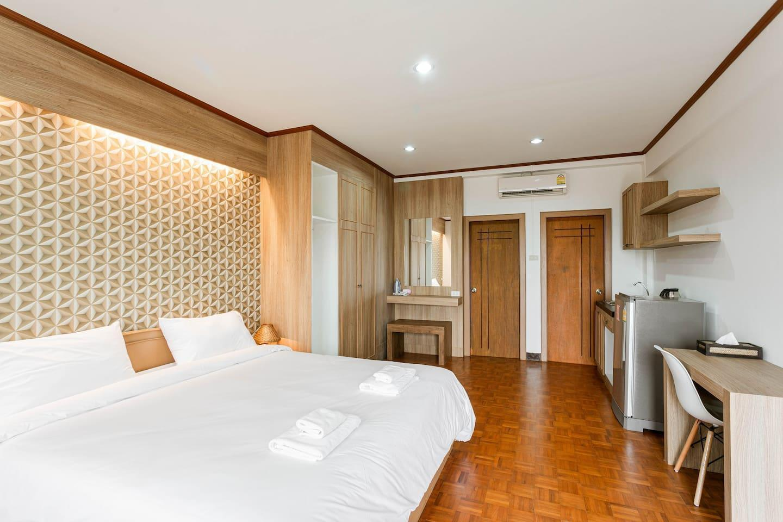 308-Pearl Pailin Residence-sweet-Kitchen อพาร์ตเมนต์ 1 ห้องนอน 1 ห้องน้ำส่วนตัว ขนาด 30 ตร.ม. – ท่าศาลา