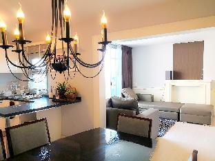 Penthouse 2 Big Bedroom  near Impact Donmuang อพาร์ตเมนต์ 2 ห้องนอน 3 ห้องน้ำส่วนตัว ขนาด 100 ตร.ม. – สนามบินนานาชาติดอนเมือง