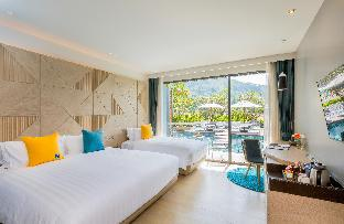 Pool Access Tropical Atmosphere near Patong Beach อพาร์ตเมนต์ 1 ห้องนอน 1 ห้องน้ำส่วนตัว ขนาด 36 ตร.ม. – ป่าตอง