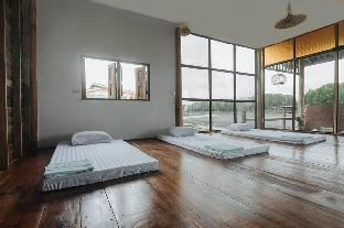 [クルン]バンガロー(30m2)| 1ベッドルーム/1バスルーム Sane Talay Chan Home stay Deluxe Double Room 01