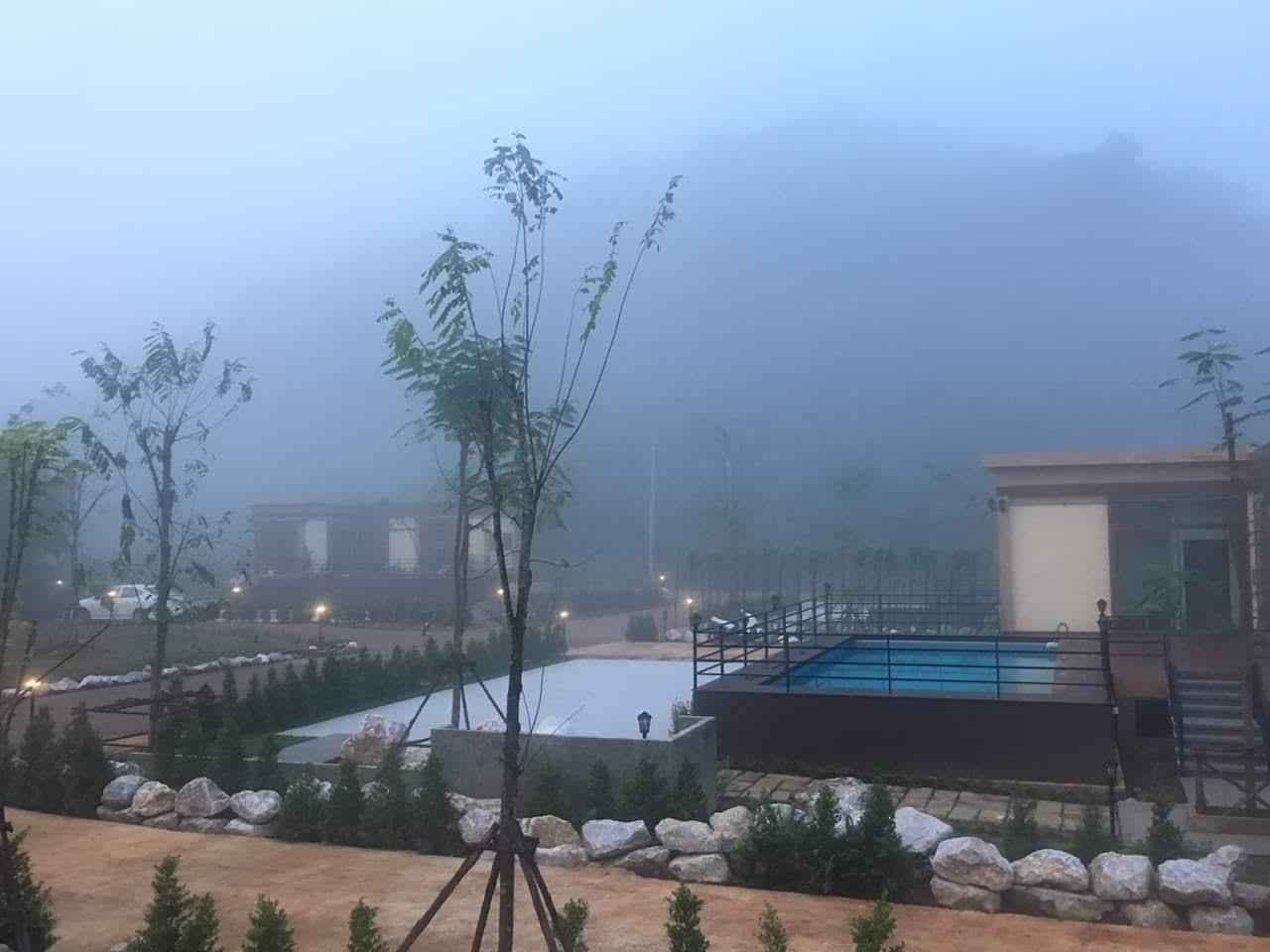 Modern Japan Private Pool Villa  Khao Yai (2 BRs) วิลลา 2 ห้องนอน 2 ห้องน้ำส่วนตัว ขนาด 600 ตร.ม. – อุทยานแห่งชาติเขาใหญ่