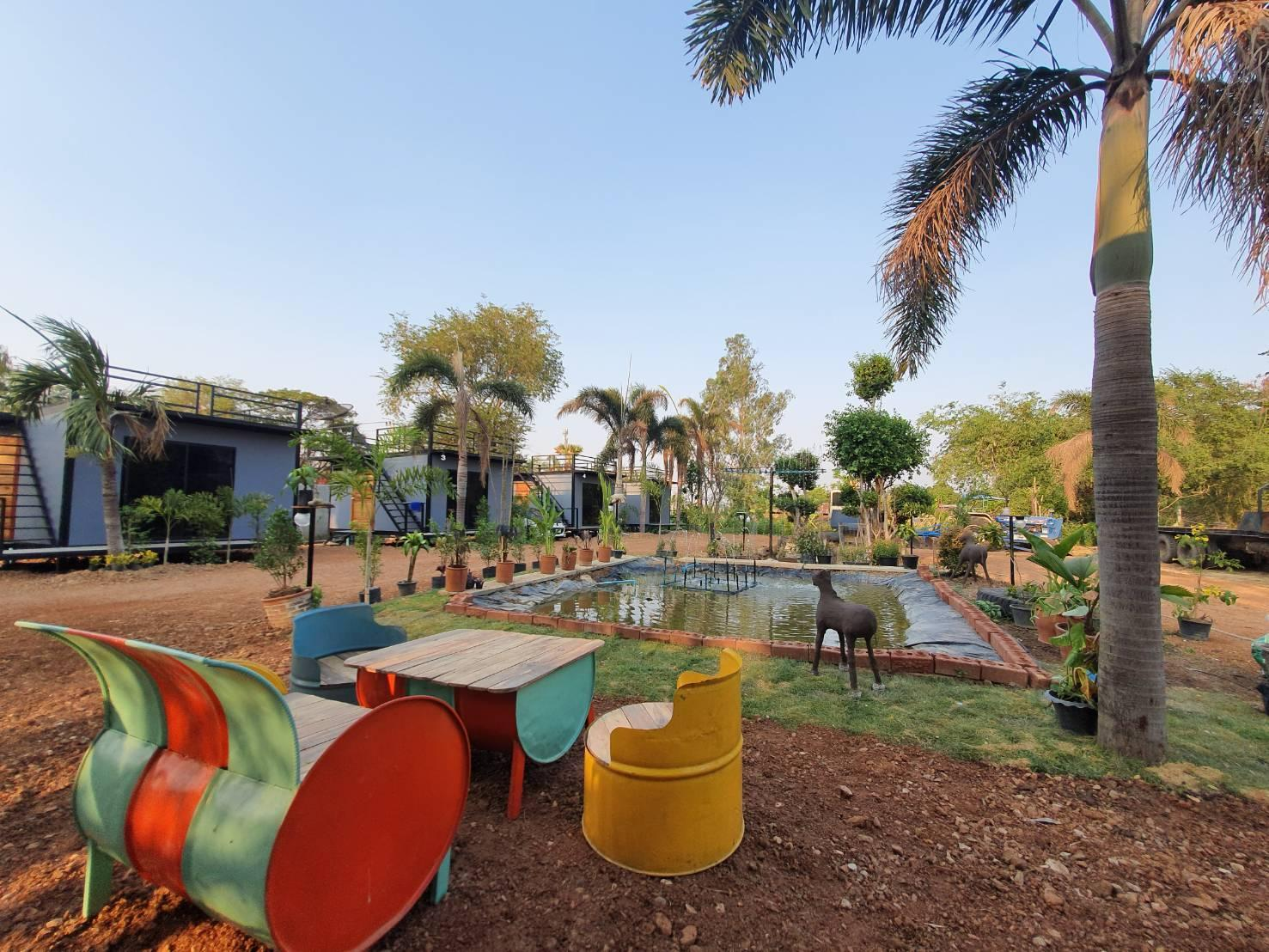 Sky View Resort Chainat สตูดิโอ บังกะโล 1 ห้องน้ำส่วนตัว ขนาด 18 ตร.ม. – เมืองชัยนาท