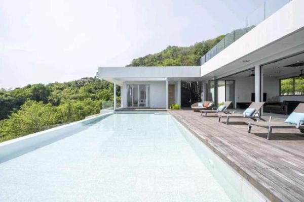 Unique luxury Private Villa 4bds seaview pool  Phuket