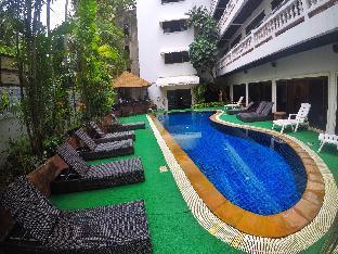 [パトン]アパートメント(75m2)| 2ベッドルーム/3バスルーム 2 Bedroom Apt. Pool View in Patong Beach #b1