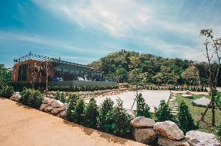 [カオヤイ国立公園]ヴィラ(1400m2)| 4ベッドルーム/4バスルーム 4 BRs Italian Private Pool Villa & Mountain View