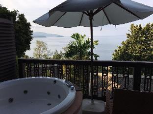 [カロン]ヴィラ(60m2)| 1ベッドルーム/1バスルーム 1 bed sea view spa villa in Karon