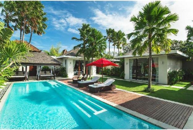 Premium 3Bedroom Villa with Private Pool Breakfast