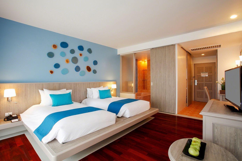 1 Premium Deluxe room in Patong - Kalim beach