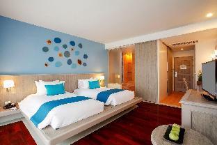 [パトン]アパートメント(50m2)| 1ベッドルーム/1バスルーム 1 Premium Deluxe room in Patong - Kalim beach