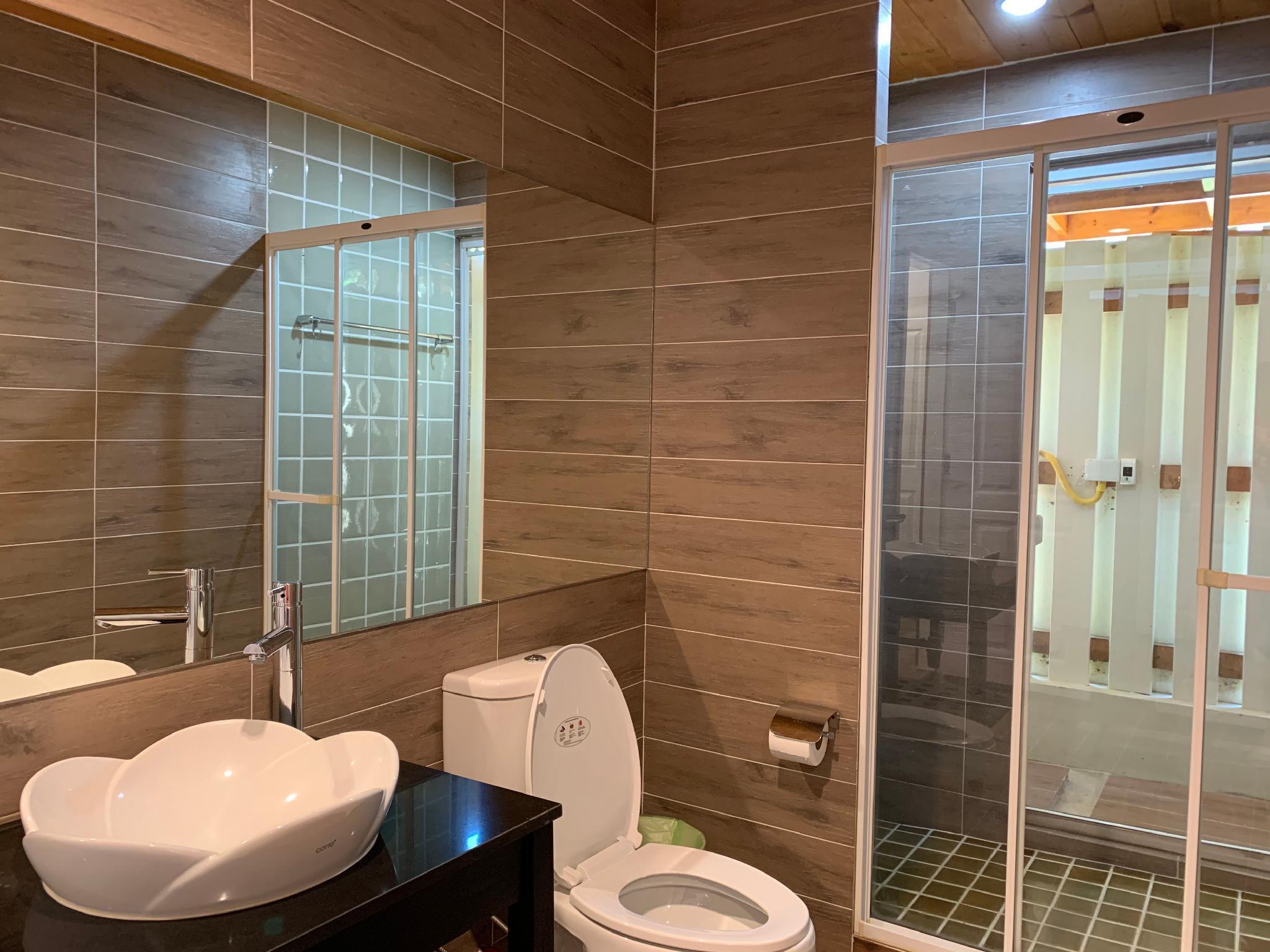 3BR New Log Home@Khao Yai National Park by TripleB วิลลา 3 ห้องนอน 3 ห้องน้ำส่วนตัว ขนาด 234 ตร.ม. – อุทยานแห่งชาติเขาใหญ่