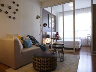 [ラチャダーピセーク]アパートメント(38m2)| 1ベッドルーム/1バスルーム Bangkok Perfect Condo / Near RCA/Piyavate