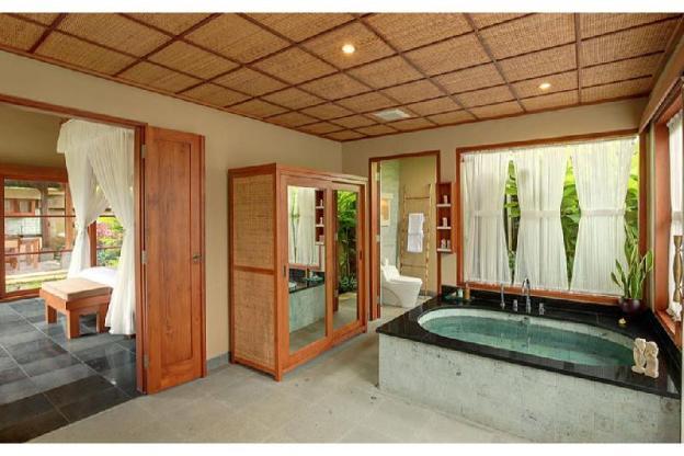1 Bedroom Deluxe Pool Villa Ubud N - Breakfast