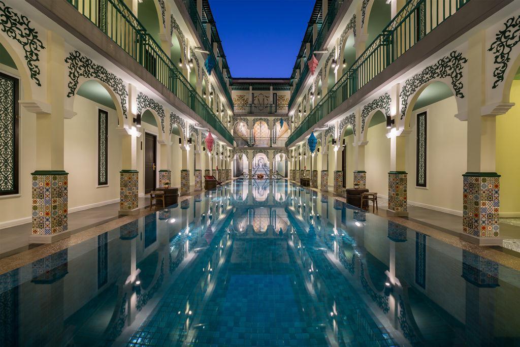 The Grand Morocc Hotel อพาร์ตเมนต์ 1 ห้องนอน 1 ห้องน้ำส่วนตัว ขนาด 60 ตร.ม. – แม่ริม