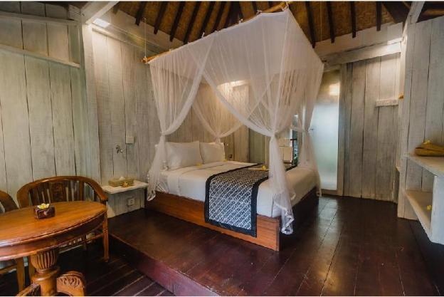 Green Superior Room Ubud - Breakfast