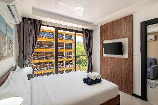 Naiharn Pearl 610 by VillaCarte อพาร์ตเมนต์ 1 ห้องนอน 1 ห้องน้ำส่วนตัว ขนาด 36 ตร.ม. – ในหาน