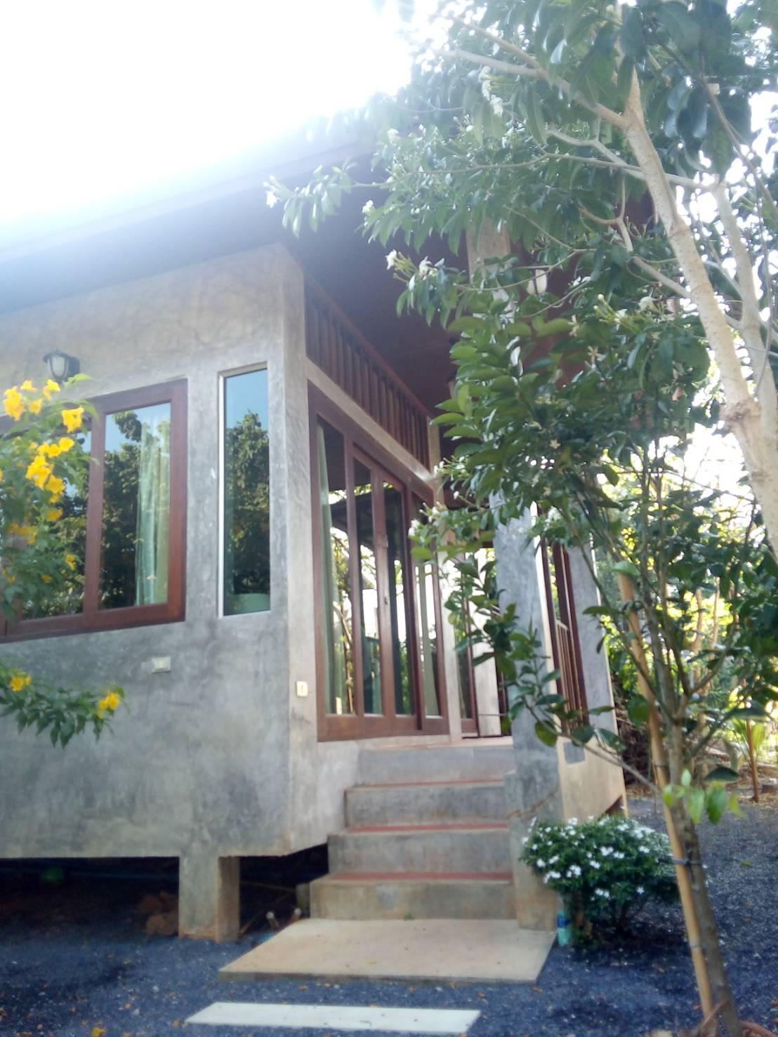 Bann thai villa บ้านเดี่ยว 1 ห้องนอน 1 ห้องน้ำส่วนตัว ขนาด 80 ตร.ม. – หาดคลองม่วง