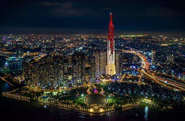 LANDMARK 81 Luxurious Apartment on 38th Floor Ho Chi Minh City