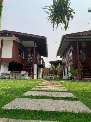 wooden house . บ้านเดี่ยว 2 ห้องนอน 2 ห้องน้ำส่วนตัว ขนาด 200 ตร.ม. – วัวลาย
