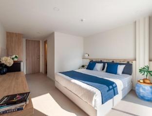 BLU395 / 307 Room อพาร์ตเมนต์ 1 ห้องนอน 1 ห้องน้ำส่วนตัว ขนาด 27 ตร.ม. – จตุจักร