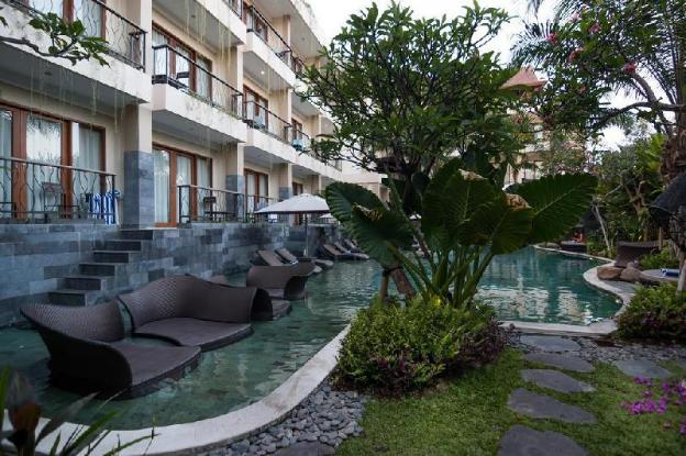 1BR Suite plunge pool view close from ubud center