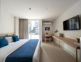 BLU395 /403 Room อพาร์ตเมนต์ 1 ห้องนอน 1 ห้องน้ำส่วนตัว ขนาด 27 ตร.ม. – จตุจักร