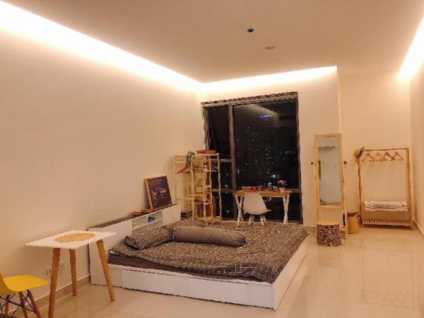 Cozy office+hotel=Officetel in Phu My Hung dist 7 Ho Chi Minh City