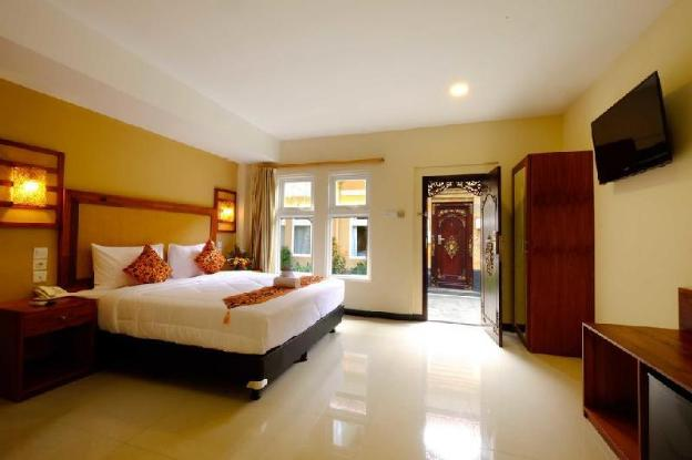 Deluxe Double Room with Spacious bathrooms