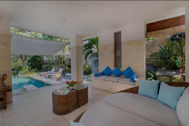 4BR Pool Villa Garden View - Breakfast