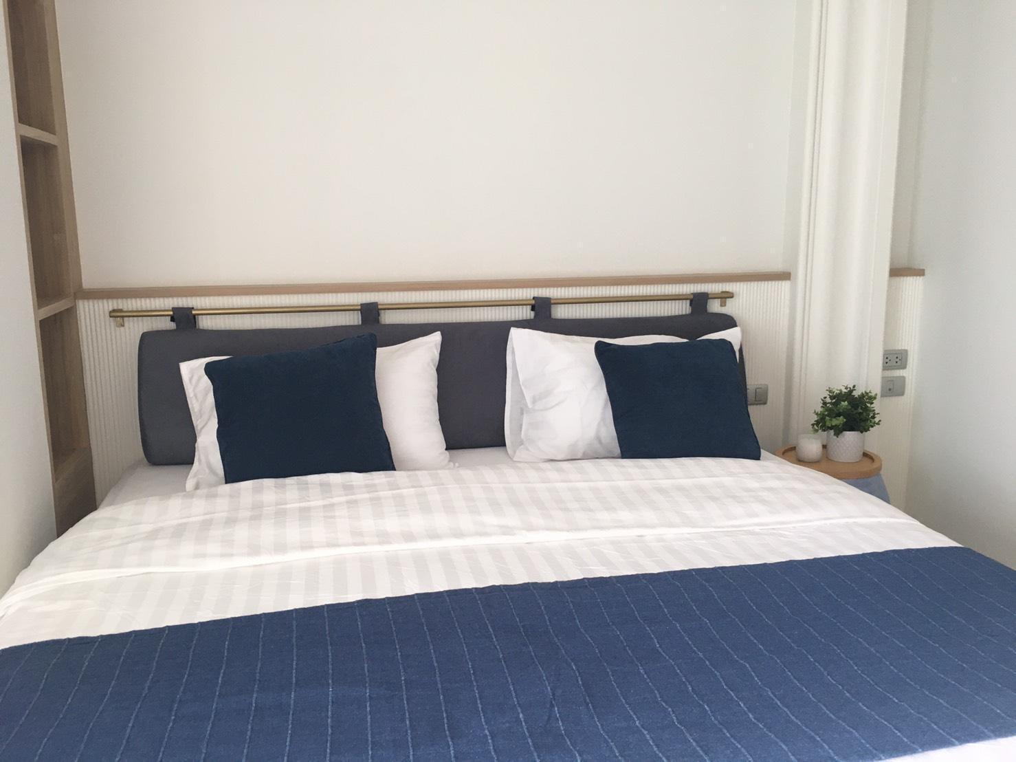 BLU395 /414 Room อพาร์ตเมนต์ 1 ห้องนอน 1 ห้องน้ำส่วนตัว ขนาด 28 ตร.ม. – Chatuchak