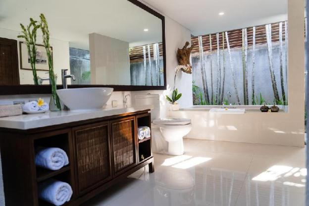 1BR Private Pool Villas+garden view