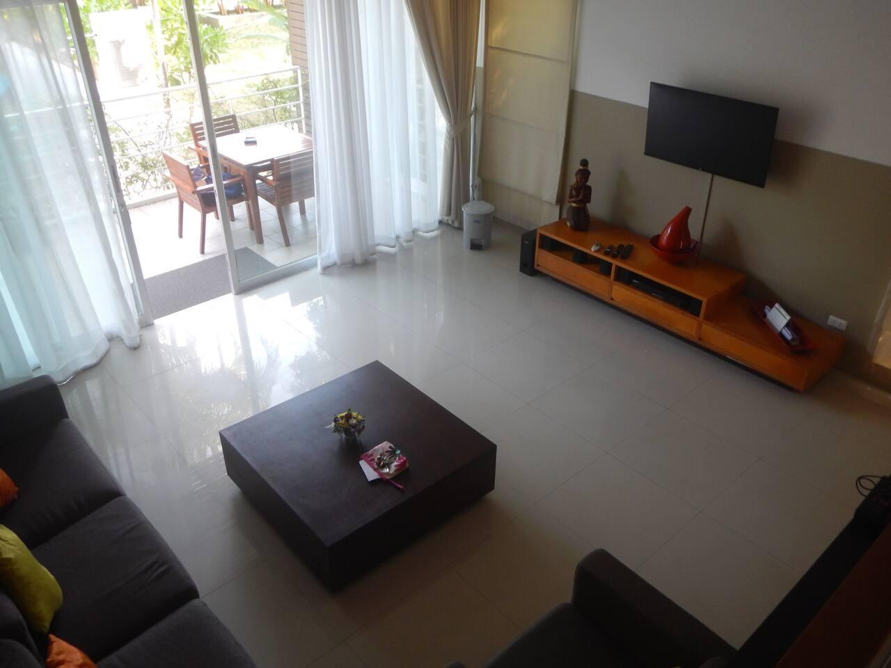 The Park Samui - Tamarina town house อพาร์ตเมนต์ 2 ห้องนอน 3 ห้องน้ำส่วนตัว ขนาด 170 ตร.ม. – เชิงมน
