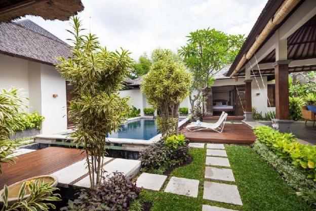2 Bedroom Luxury Pool Villa - Breakfast