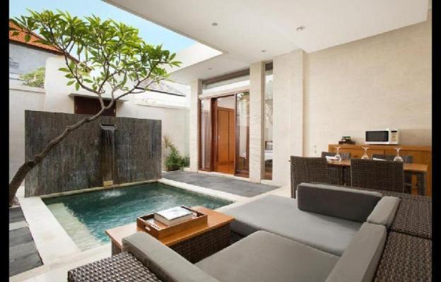 2BR Private Villa close to La Favela Bali